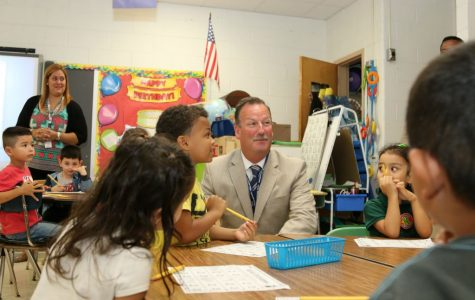 From Principal to Superintendent: Richard Loeschner