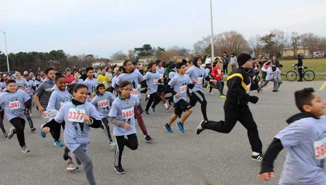 Annual Pancake Run Raises Student Funds