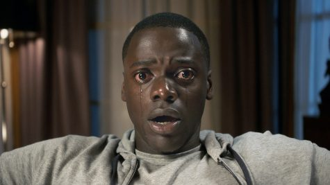 "Iconic hypnosis scene from the film ""Get Out"""