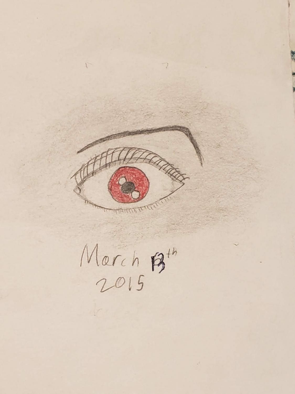 Drawing by Victoria Lorenzi