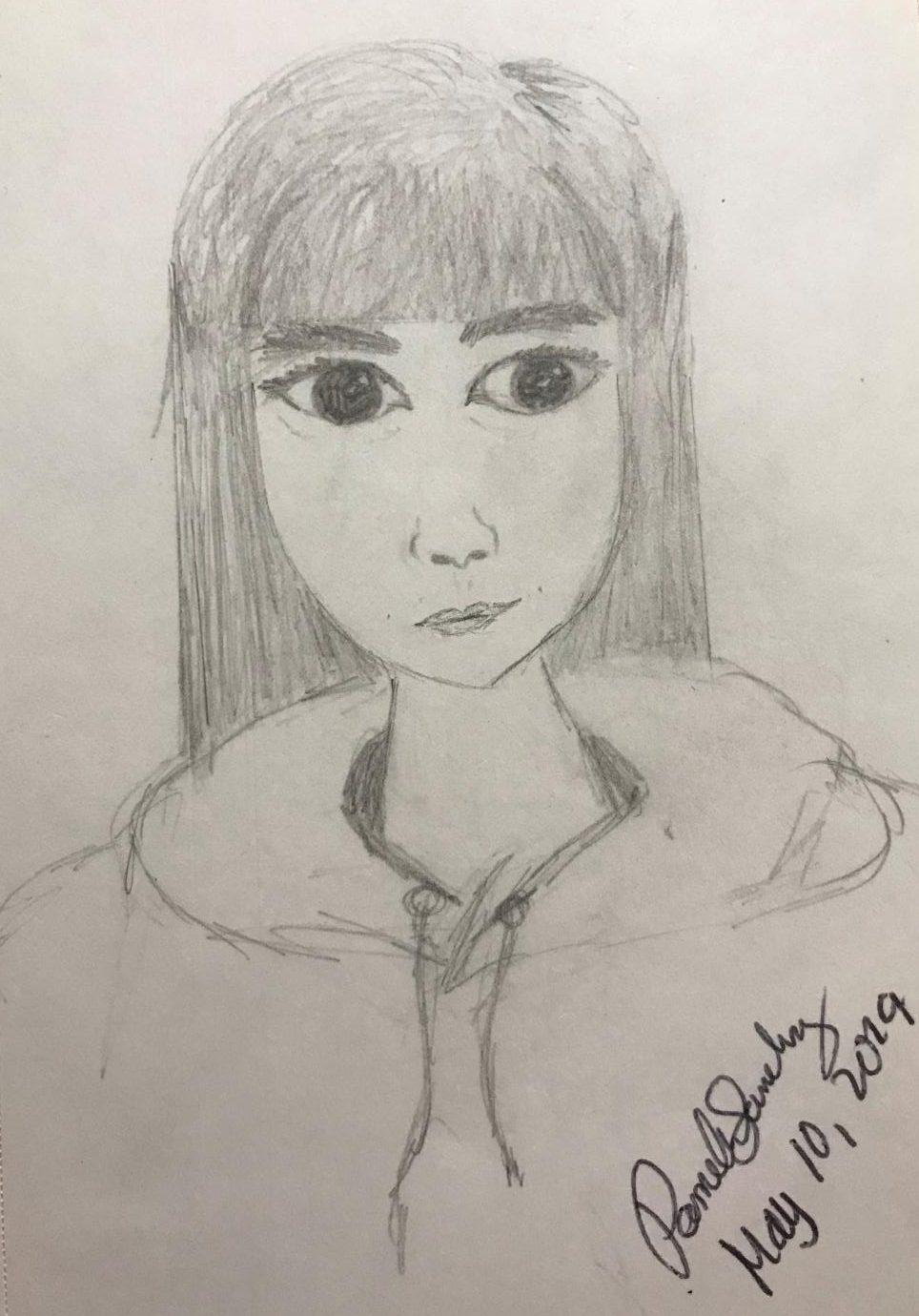 Drawing by Pamela Sanchez