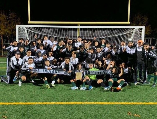 Brentwood Soccer Ranks First in State and Nation