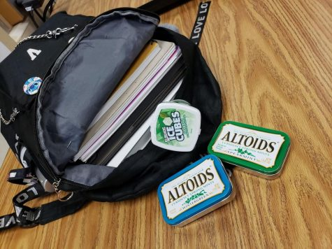 Altoids will leave your breath minty fresh!