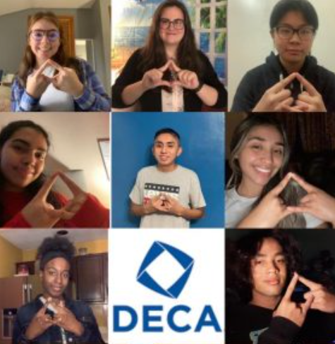 DECA Dominates at 2020 Regionals