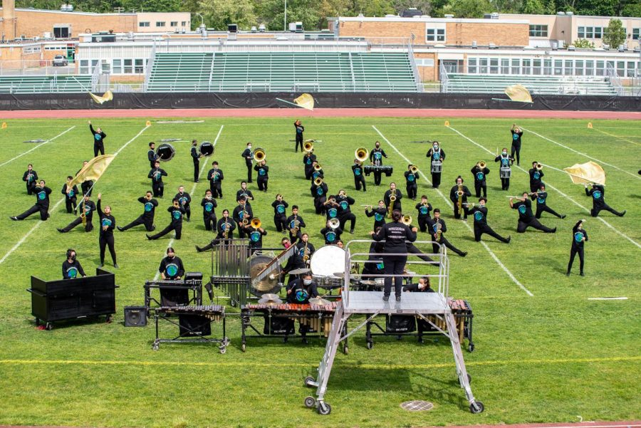 Green Machine Marching Band Presents: A New World Symphony